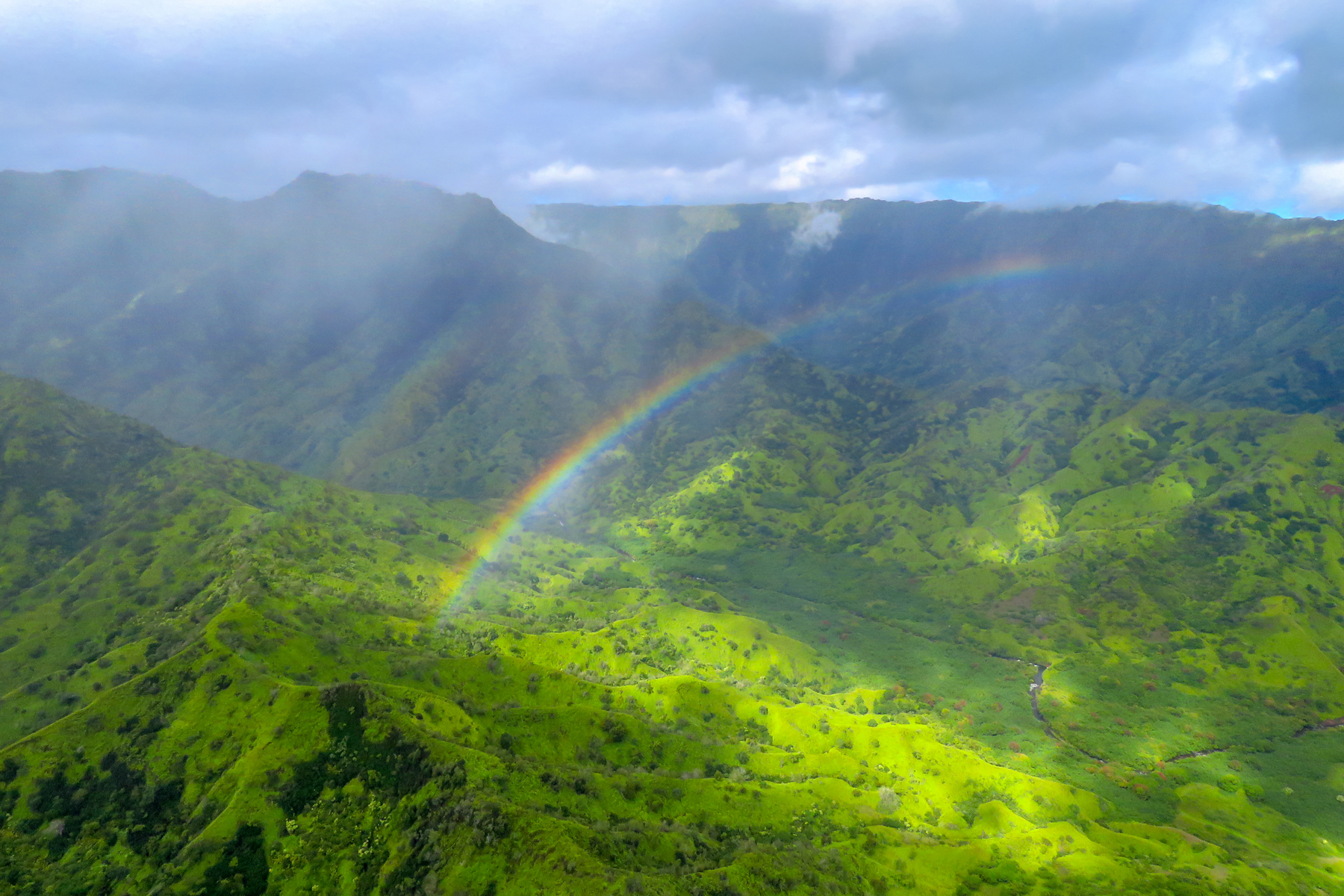 Best Place to see Rainbow