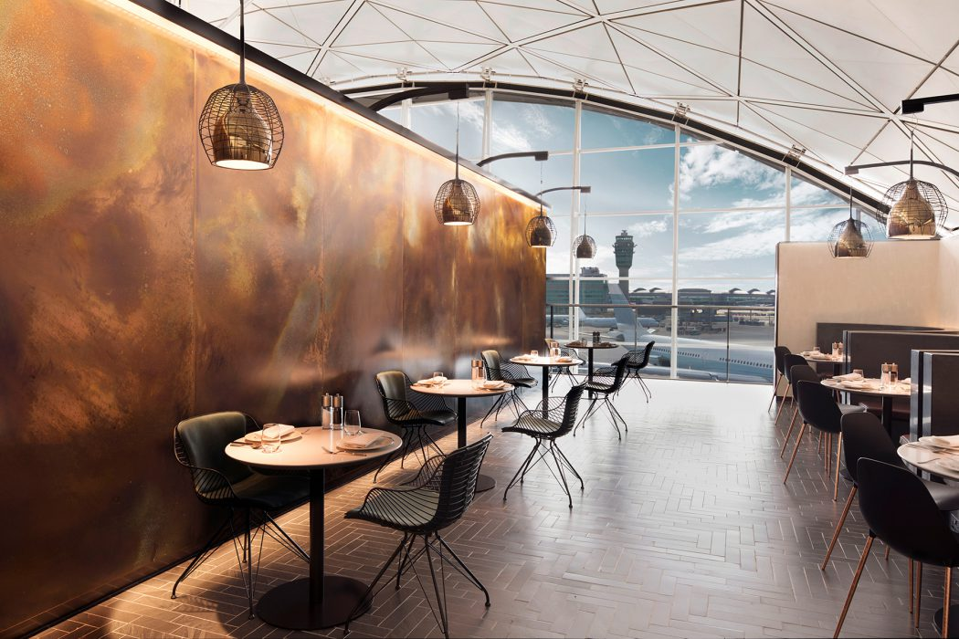 Best Airline Lounge American Express