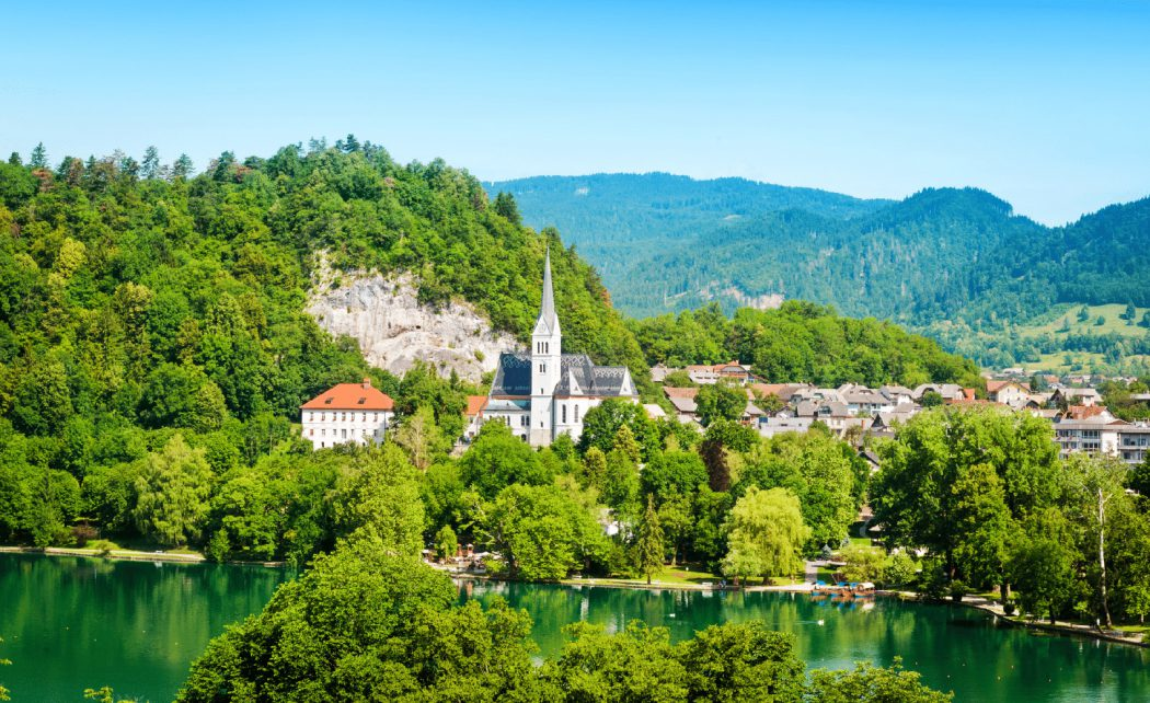Best Small Town - Bled