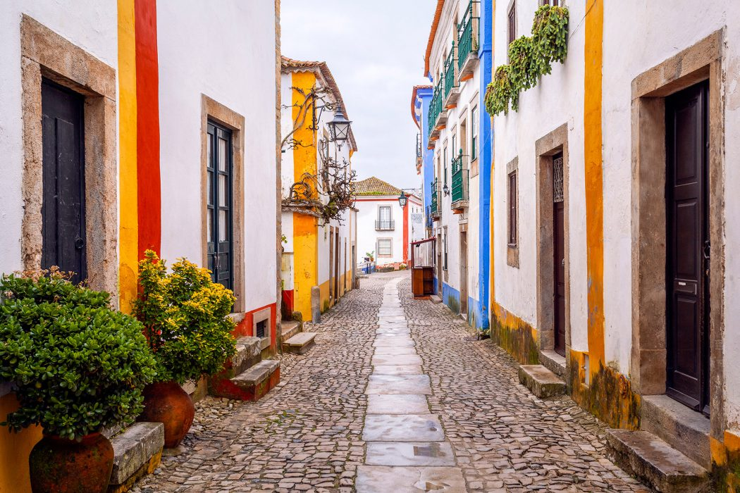 Best Small Town - Obidos