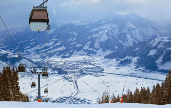 Best Small Town - Zell am See