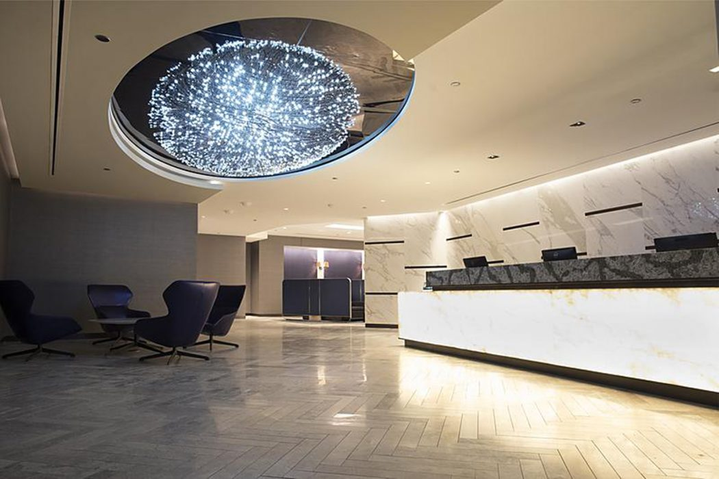 Best Airport Lounge United Airlines